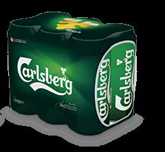 Bere blonda Carlsberg 6x0.5L