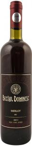 Vin rosu sec Merlot Beciul Domnesc 0.75 L