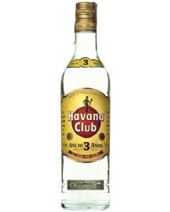 Rom Havana Club Anejo 3 Anos 0.7L
