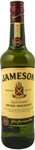 Whisky irlandez Jameson 0.7 L 40 %