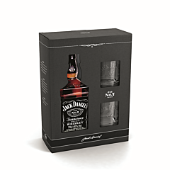 Pachet Jack Daniels Tennessee Whiskey 0.7 l