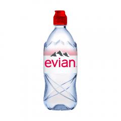 Apa minerala plata Evian 0.75l