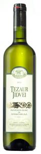 Vin sec Tezaur Jidvei Sauvignon Blanc&Fetesca Regala 0.75L