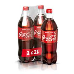 Coca-Cola Gust Original 2X2L PET