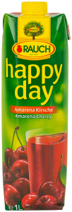 Suc de visine Happy Day Rauch 1L