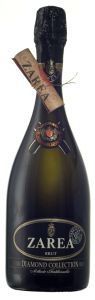 Vin spumant alb brut Zarea Diamond Collection 0.75L