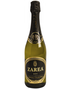 Vin spumant alb sec Zarea Crystal Collection 0.75L