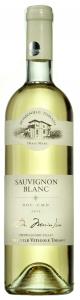 Vin alb demisec Domeniile Tohani Sauvignon Blanc 0.75L