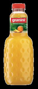 Nectar de portocale si mango Granini 1L