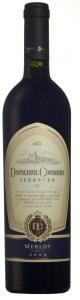 Vin rosu sec Domeniul Coroanei Segarcea Merlot 0.75L