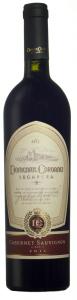 Vin rosu sec Domeniul Coroanei Segarcea Cabernet Sauvignon 0.75L
