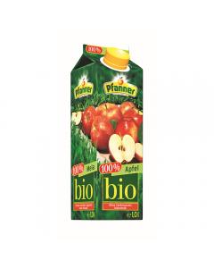 Suc natural Bio 100% de mere  Pfanner Bio 1l