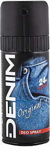 Deodorant spray Denim Original