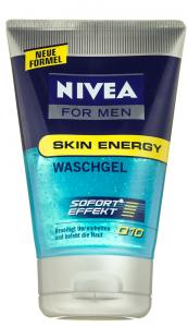 Gel de curatare Nivea for Men Q10 Skin Energy 100ml