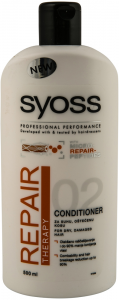Balsam Repair Therapy Syoss 500 ml