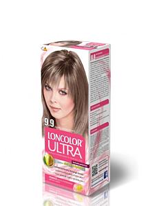 Vopsea de par Loncolor Ultra stralucire 99 - Blond cenusiu inchis
