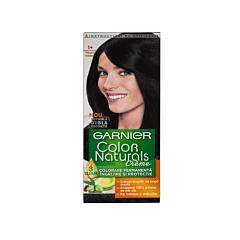 Vopsea de par Garnier Color Naturals 1+ Negru Intens