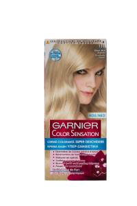 Vopsea de par Garnier Color Sensation 111 Blond Ultra Argintiu