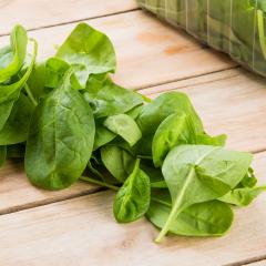 Salata Baby Spanac Carrefour 100g