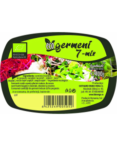 Germeni Bio 7 mix Biovega 100g