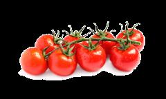 Rosii cherry punga Romania Carrefour Bio 500g