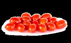 Rosii cherry punga Romania Carrefour Bio 250g