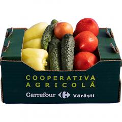 Ladita de vara cu legume pentru salata 2kg
