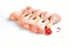 Pulpe de pui inferioare cu piele Bravis per kg
