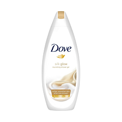 Gel de dus nutritiv 750ml Dove Silk Glow Nutrium Moisture