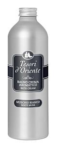 Gel de de dus crema cu aroma de mosc alb Tesori d'Oriente 500ml