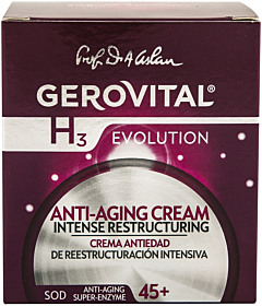 Crema anti-aging Gerovital 50 ml