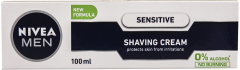 Crema de ras Nivea sensitive 100 ml