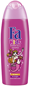 Gel de dus Fa kids mermaid 250ml