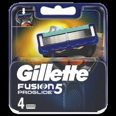 Rezerve aparat de ras Gillette Proglide, 4 bucati