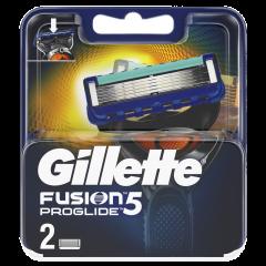 Rezerve aparat de ras Gillette Proglide, 2 bucati