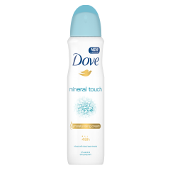 Antiperspirant spray dead sea minerals Dove 150 ml