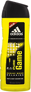 Gel de dus par si corp Pure Game Adidas 400 ml