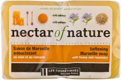 Sapun de Marsilia cu miere si rozmarin Les Cosmetiques Nectar of Nature 2x100g