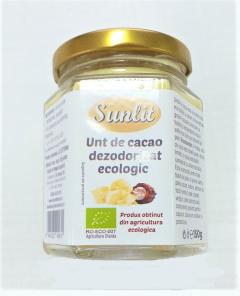 Unt de cacao Sunlit 100g