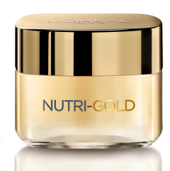 Crema ten de zi L'Oreal Nutrigold 50ml