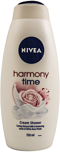 Gel de dus Harmony Time Nivea 750 ml