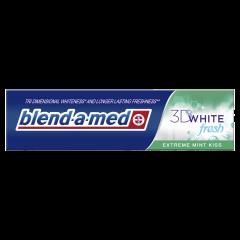 Pasta de dinti 3D White Fresh Extreme Mint Kiss Blend-a-med 100ml