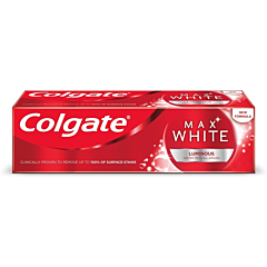 Pasta de dinti max white luminous Colgate 75 ml