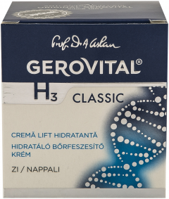 Crema de zi hidratanta Gerovital H3 Classic 50 ml