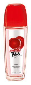 Deodorant spray natural Heartbeat B.U. 75ml