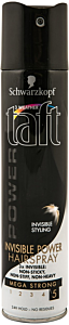 Fixativ Taft Invisible Styling 250 ml