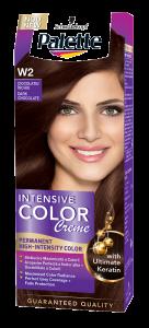Vopsea de par Palette intensive color creme w2 ciocolatiu inchis