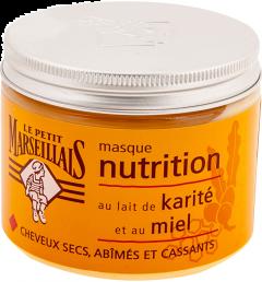 Masca cu lapte de karite si miere Le Petit Marseillais 300ml