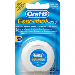 Ata dentara Essential Floss Oral-B 50 m