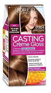 Vopsea de par L'Oreal Casting Creme Gloss 7304 Scortisoara